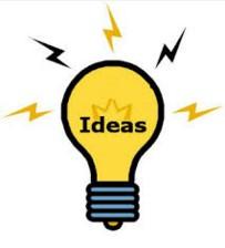 Ideas light bulb pic